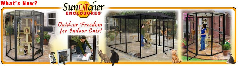 Suncatcher Outdoor Enclosures