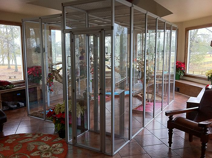 Suncatcher bird cage testimonials for Birdcage bedroom ideas