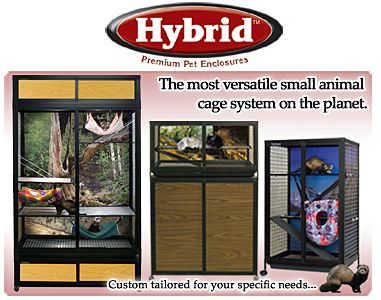 small animal cages and enclosures