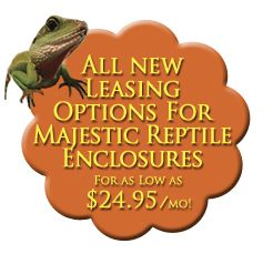 Majestic Reptile Cages & Enclosures