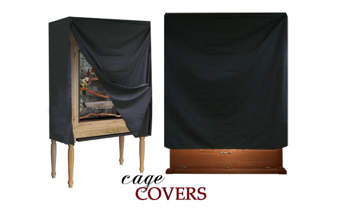 Majestic Bird Cage Covers