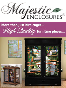 bird enclosures
