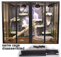 Easy Cage Assembly