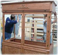 Hand Crafted Reptile Cages