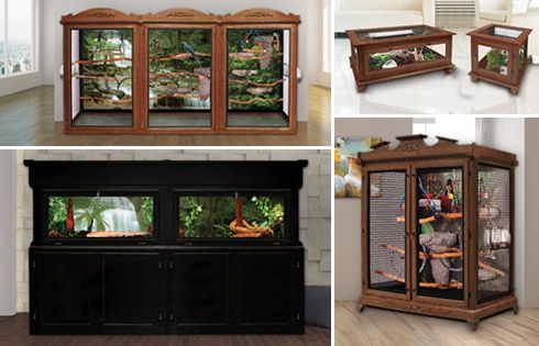 furniture custom enclosures