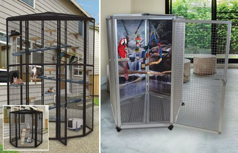 Custom Cages Bird Cages Reptile Tanks Cat Cages