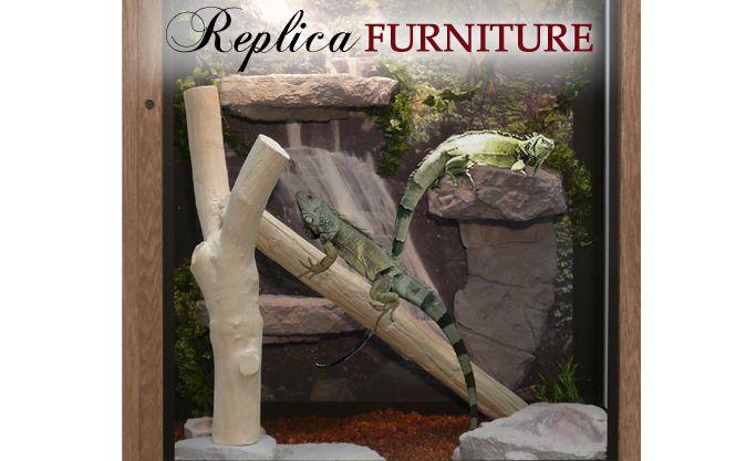Reptile Replica Furniture