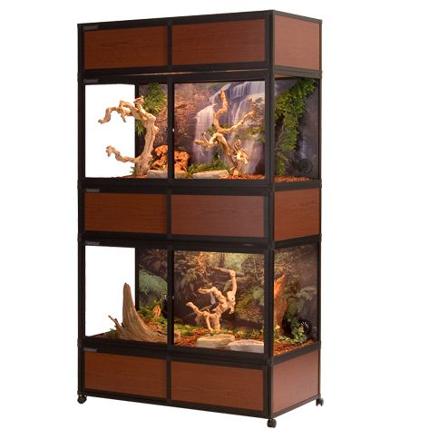 HRM08 Reptile Cage - 1