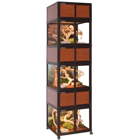 HRM09 Reptile Cage - 2