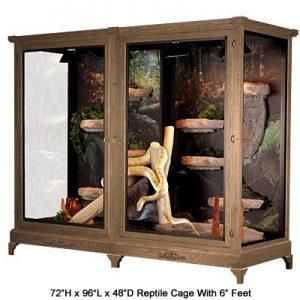 MR03 Reptile Cage - 3