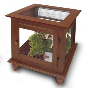 End Table - Complete Pkg Pictured in Autumn Cherry