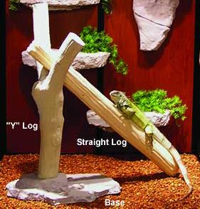 Replica Y Log, Straight Log, Base Combo
