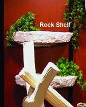 Replica Rock Shelves