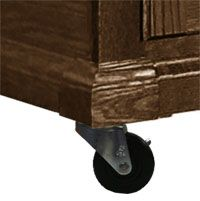Casters for Majestic Enclosures