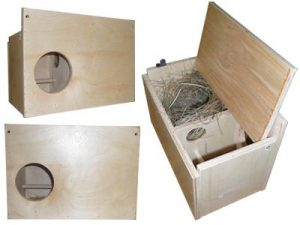Breeder Boxes / Nest Boxes