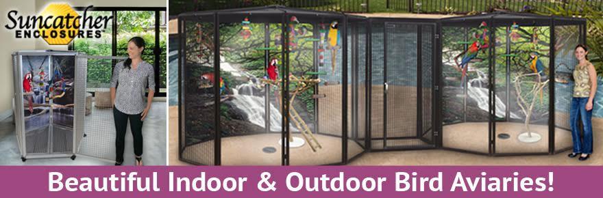 Outdoor Bird Cages